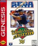 Carátula de World Series Baseball '96