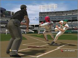 Pantallazo de World Series Baseball para Xbox