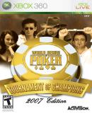 Caratula nº 107784 de World Series of Poker: Tournament of Champions (520 x 735)