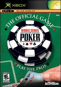 Caratula de World Series of Poker para Xbox