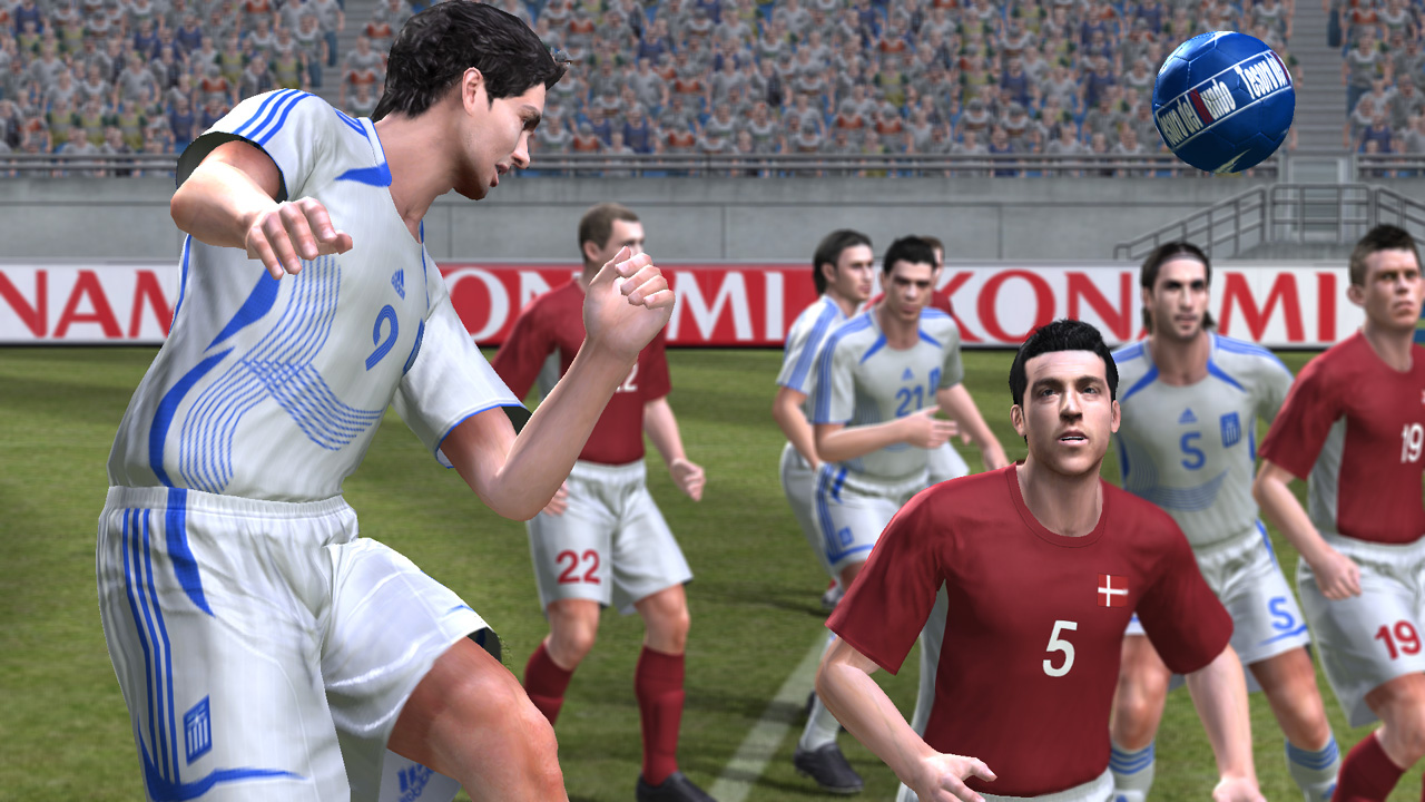 Pantallazo de World Soccer Winning Eleven 2008 para PlayStation 3