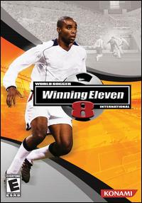 Caratula de World Soccer Winning Eleven 8 International para PC