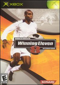 Caratula de World Soccer Winning Eleven 8 International para Xbox