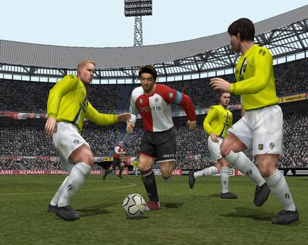 Pantallazo de World Soccer Winning Eleven 8 International para Xbox