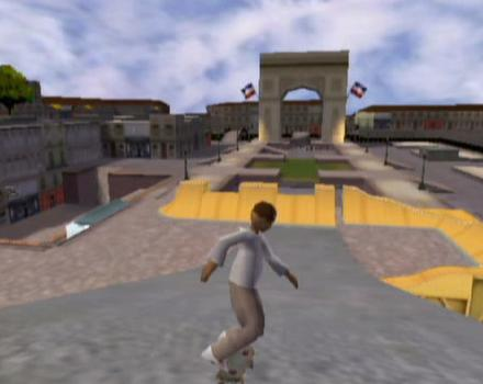 Pantallazo de World Tour 2003 Skateboard Park Tycoon para PC