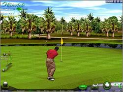 Pantallazo de World Tours II Golf para PC