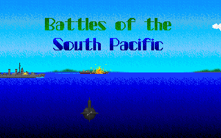 Pantallazo de World War II: Battles of the South Pacific para PC