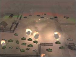 Pantallazo de World War II: Frontline Command para PC