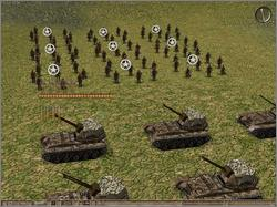 Pantallazo de World War II: Panzer Claws para PC