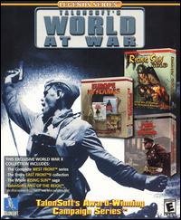Caratula de World at War para PC