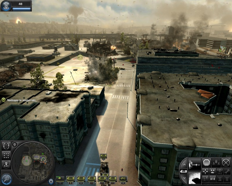 Pantallazo de World in Conflict Complete Edition para PC
