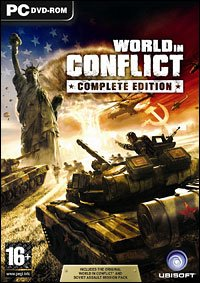 Caratula de World in Conflict Complete Edition para PC