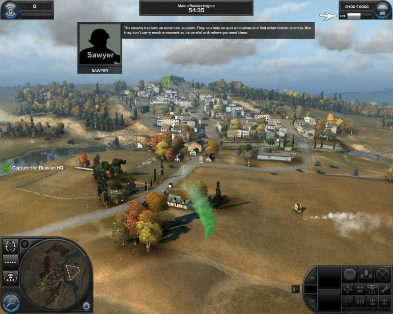 Pantallazo de World in Conflict para PC