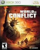 Caratula nº 114429 de World in Conflict (335 x 470)