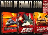 Caratula de World of Combat 2000 para PC