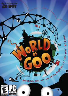 Caratula de World of Goo para PC