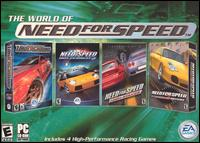 Caratula de World of Need for Speed para PC