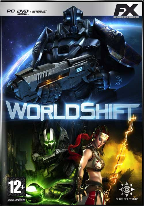 Caratula de WorldShift para PC