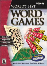 Caratula de World's Best Word Games para PC
