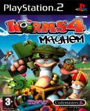 Caratula nº 82552 de Worms 4: Mayhem (480 x 680)