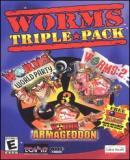 Caratula nº 59477 de Worms Triple Pack (200 x 287)