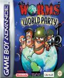 Carátula de Worms World Party