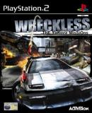 Carátula de Wreckless: The Yakuza Missions