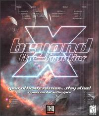 Caratula de X-Beyond the Frontier para PC