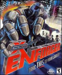 Caratula de X-COM: Enforcer para PC