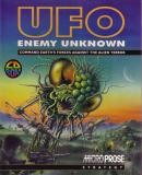 Carátula de X-COM: UFO: Enemy Unknow