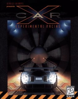 Caratula de X-Car: Experimental Racing para PC