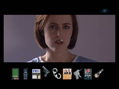 Pantallazo de X-Files, The para PlayStation