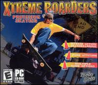 Caratula de Xtreme Boarders: Precision Skating para PC