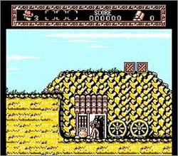 Pantallazo de Young Indiana Jones Chronicles, The para Nintendo (NES)