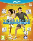 Carátula de Your Shape Fitness Evolved 2013