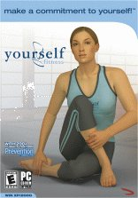 Caratula de Yourself!Fitness para PC