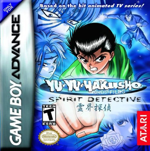 Caratula de Yu Yu Hakusho: Spirit Detective para Game Boy Advance
