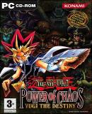Caratula nº 67043 de Yu-Gi-Oh!: Power of Chaos - Yugi the Destiny (226 x 320)