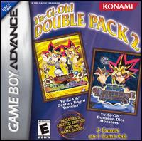 Caratula de Yu-Gi-Oh! Double Pack para Game Boy Advance