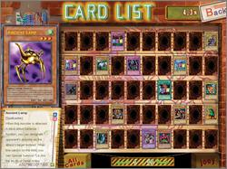 Pantallazo de Yu-Gi-Oh! Power of Chaos: Joey the Passion para PC