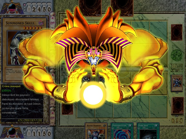 Pantallazo de Yu-Gi-Oh! Power of Chaos: Yugi the Destiny para PC
