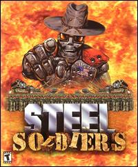 Caratula de Z: Steel Soldiers para PC