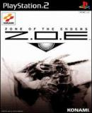 Carátula de Z.O.E: Zone of the Enders (Japonés)