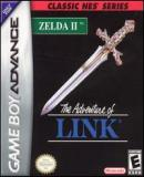 Carátula de Zelda II: The Adventure of Link [Classic NES Series]