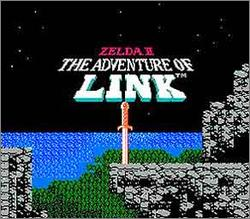 Pantallazo de Zelda II: The Adventure of Link para Nintendo (NES)