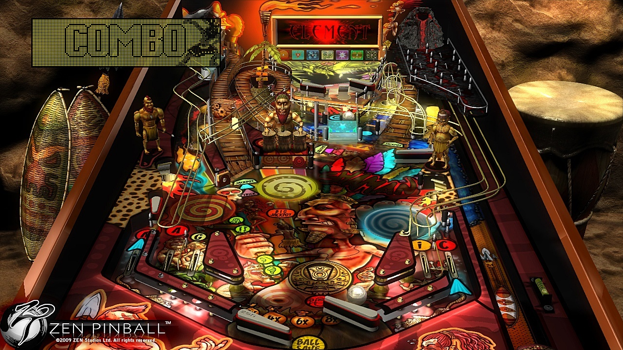 Pantallazo de Zen Pinball (Ps3 Descargas) para PlayStation 3