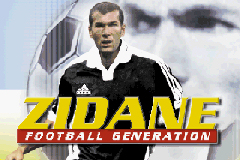 Pantallazo de Zidane Football Generation para Game Boy Advance
