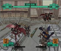 Pantallazo de Zoids: Battle Legends para GameCube