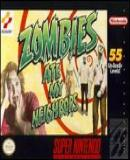 Carátula de Zombies Ate My Neighbors