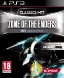 Carátula de Zone of the Enders HD Collection
